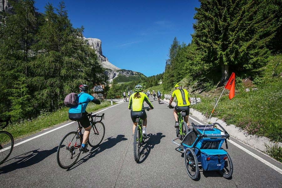 Alta Badia Biking