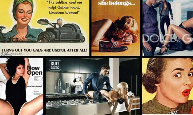 Women In Advertising Since The 1930s – Submission, Shame & Sexualisation