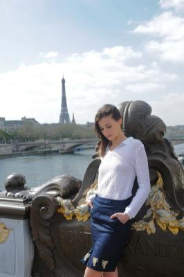 Karnit Aharoni - France Spring Summer 2021 Collection)