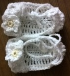 https://splendidexpressions.wordpress.com/2016/07/27/crochet-baby-dress-cap-and-shoe/