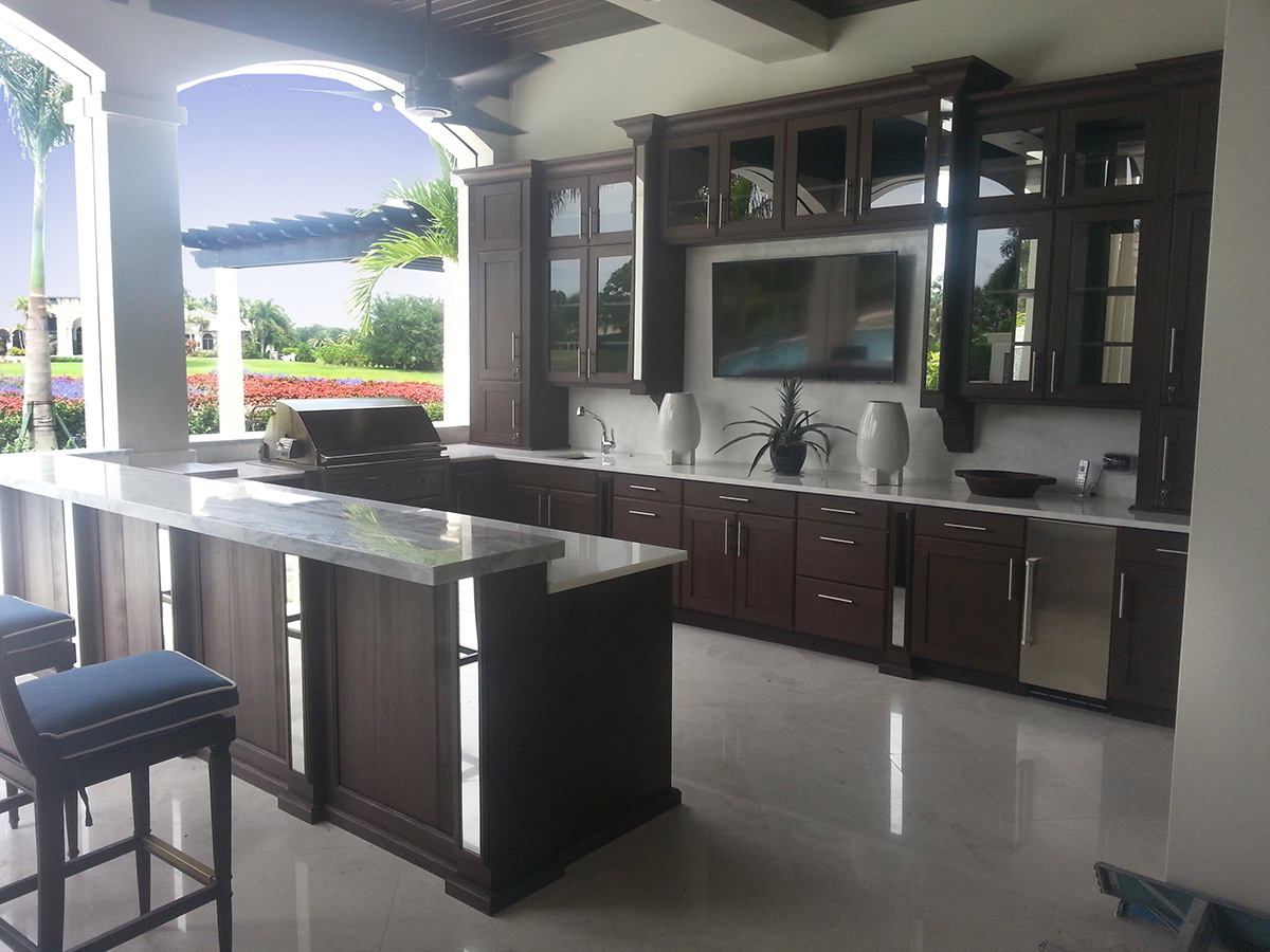 Outdoor Kitchens | Inspiration
