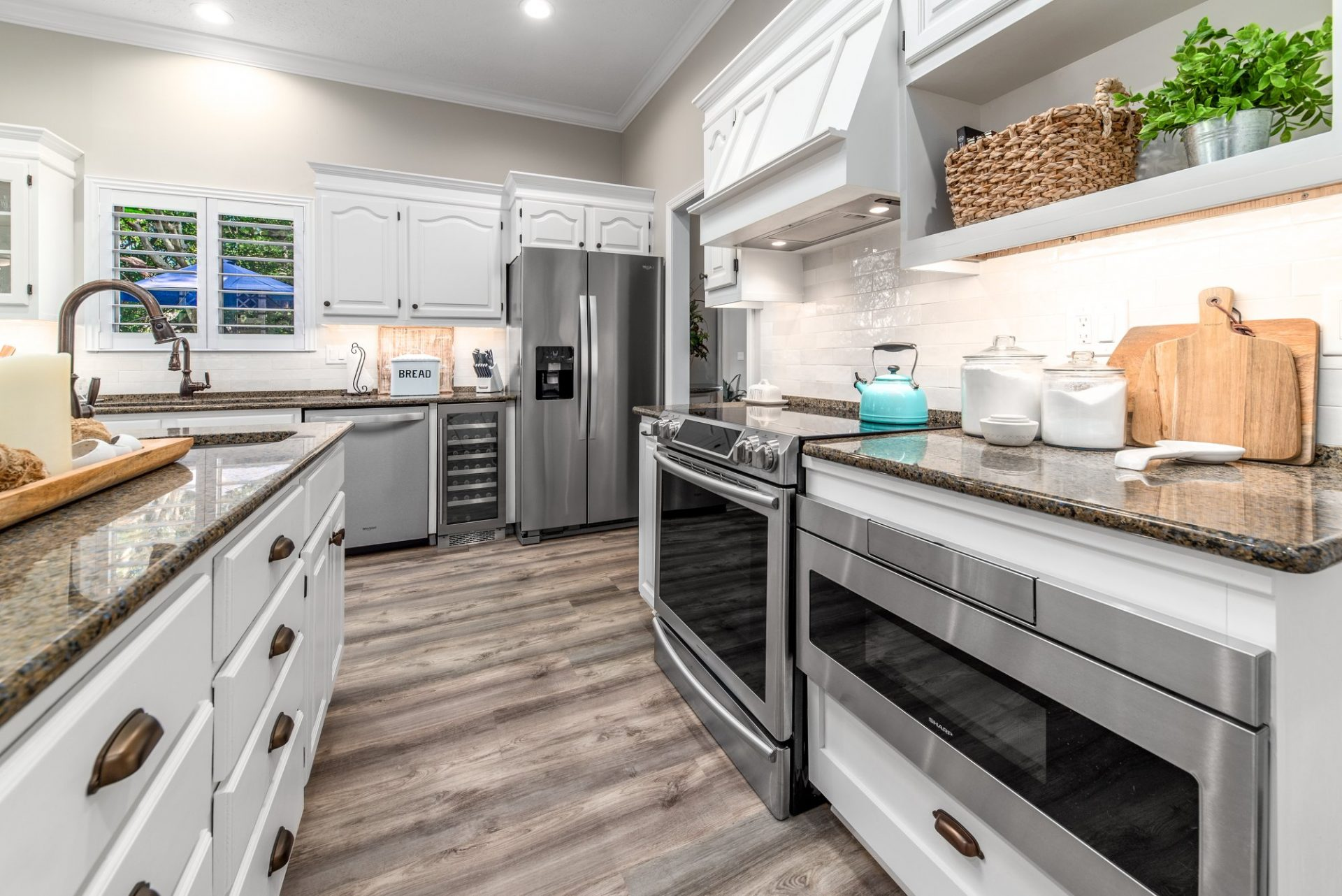 Moody Manor | Kitchen