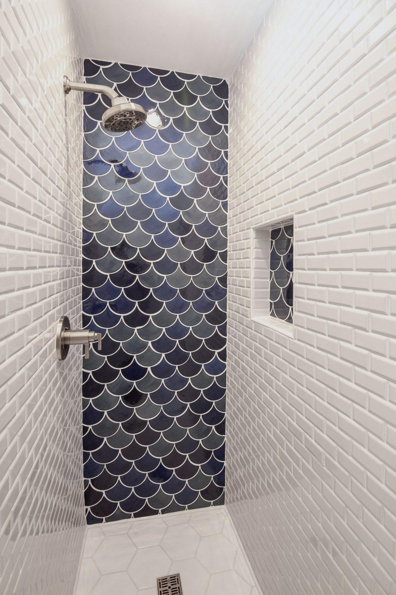 Moody Manor | Cabana Bathroom Shower