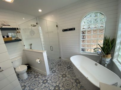 Modern Coastal Sanctuary - Bathroom