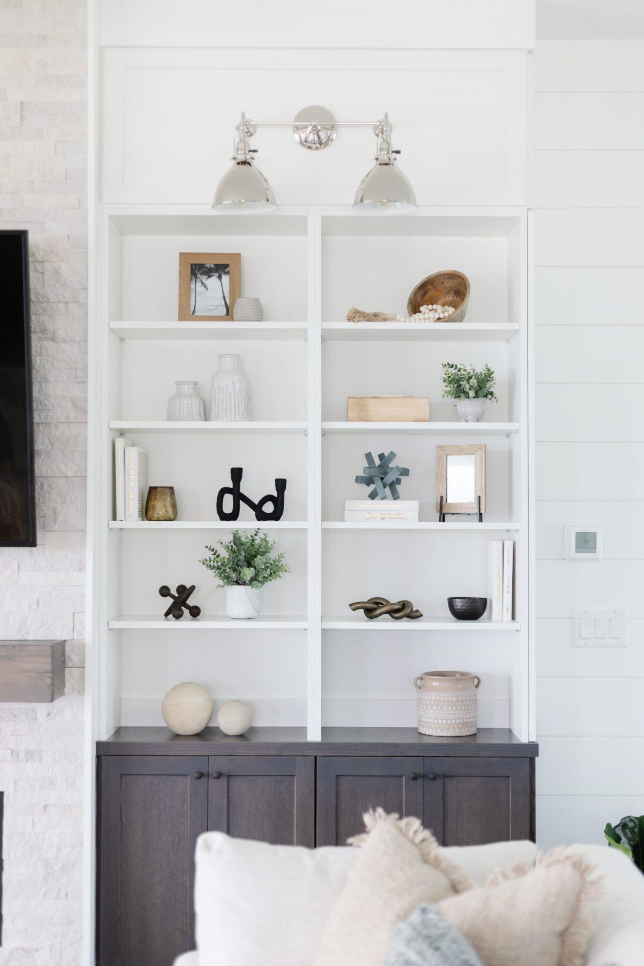 Peet's Perch | Living Room Storage