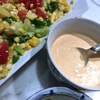 Homemade Thousand Island Dressing for Crab Louis….