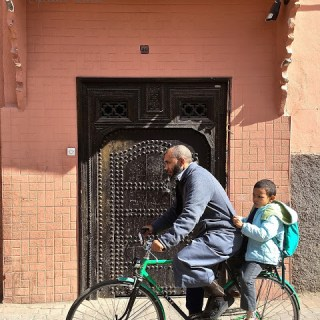 If these doors could talk, The Médina, Marrakech, Morroco….