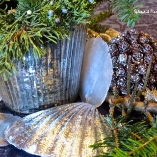 Silver Seas Tablescape….