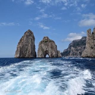 Grotta Azzurra, the Blue Grotto, Capri…
