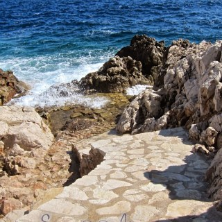 Hiking on the Mediterranean, Cap d'Antibes…