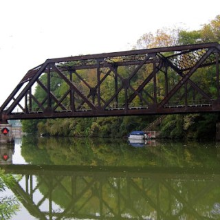 The Erie Canal….