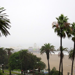 Santa Monica Monsoon…