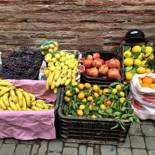 Souk Sustenance, Marrakech, Morroco…