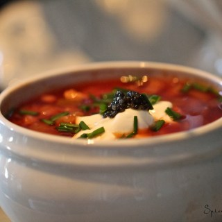 It's time for Borscht…
