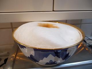 Homemade Lattes