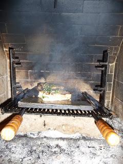 Ahi Tuna Steaks au Pierrade