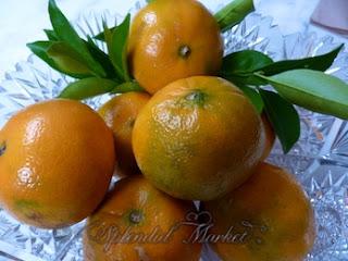 honey tangerine juice