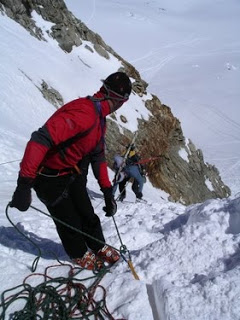 Haute Route day 1, jackets