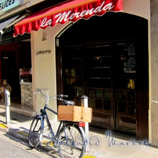French bikes with baskets, trois, Nice, France….