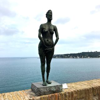 Art tripping, Musée Picasso, Cap d'Antibes, France….
