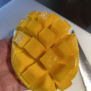 Mango magic…