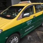 タイのタクシーは日本と比べて安全?,タイでタクシー を拾う上手な乗り方は?,タイでタクシーに乗る時の安全対策は?
