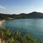 シーチャン島のビーチはシュノーケルはできる?,シーチャン島のビーチでシャワーの使い方,シーチャン島のビーチでの食事の方法は?