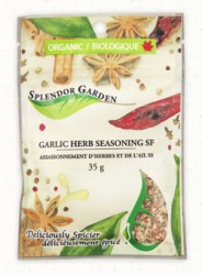 Garlic Herb Seasoning Bag