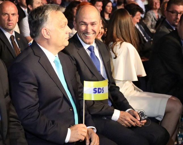 Viktor Orban je problem Marjana Šarca