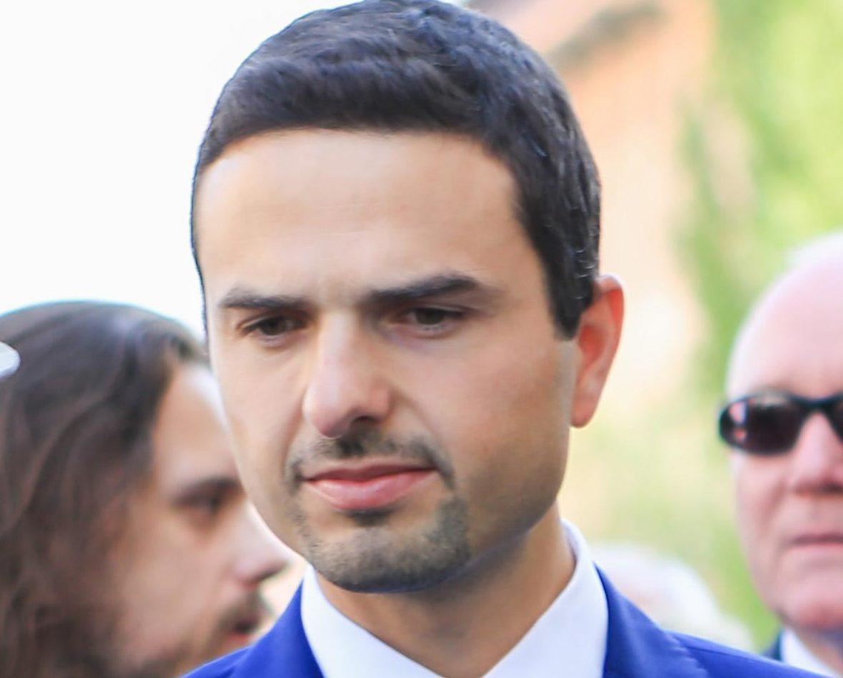 Matej Tonin bo odstopil, ko bodo izvoljeni ministri