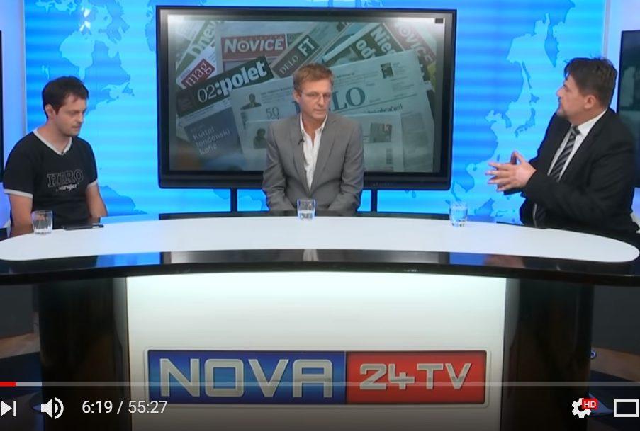 Kako javna televizija diskreditira opozicijsko SDS
