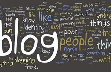waarom moet je bloggen?