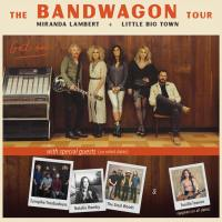 Miranda Lambert + Little Big Town = The Bandwagon Tour