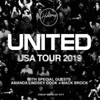 Hillsong United USA Tour 2019