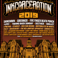 Inkcarceration Music and Tattoo Festival Announces Massive 3-Day Line Up