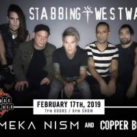 Stabbing Westward, Meka Nism and Copper Bones hit The House Of Blues Orlando