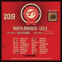 "Taking Back Sunday - Final Leg of ""Twenty"" Opens in Charlotte"