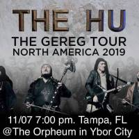 The Hu Bring Their Debut Tour to The Orpheum, Tampa, FL
