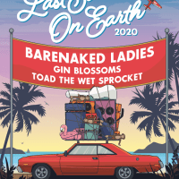 Barenaked Ladies Announce Last Summer On Earth North American Tour with Gin Blossoms and Toad the Wet Sprocket