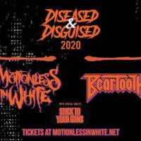 Motionless In White + Beartooth Bring The Diseased & Disguised Tour to Revolution Live, Fort Lauderdale, FL