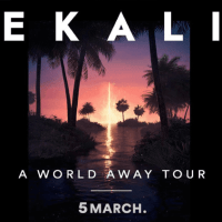 Ekali along with William Black and Juelz @ the Detroit Majestic Theatre, Detroit, MI