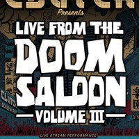 CLUTCH LIVE FROM THE DOOM SALOON – VOLUME III STREAMING DECEMBER 18th, 2020