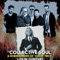 Collective Soul And Robin Zander Rock In The New Year