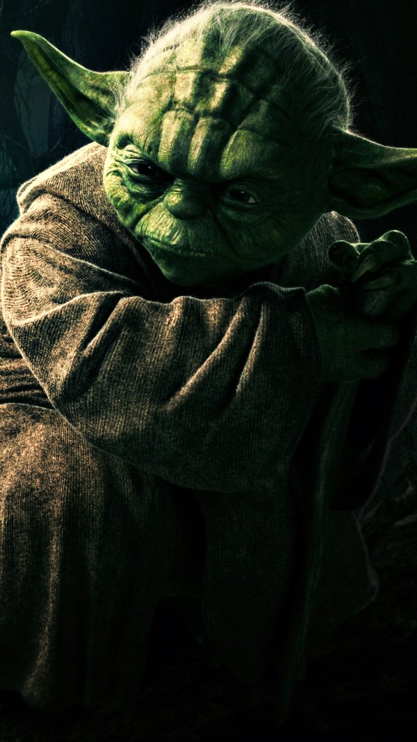 Yoda HD Wallpaper For Your Mobile Phone