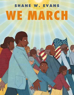 Dr King We March