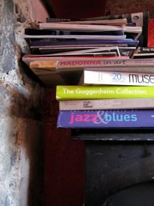 Fireplace bookstack
