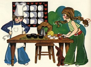 Cooking is a wonderful hobby for girls and boys alike