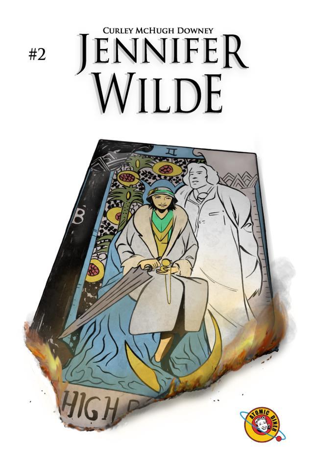 Jennifer Wilde, Issue 2