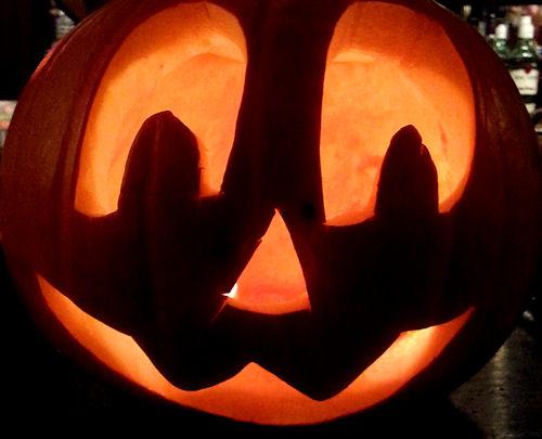 London pumpkin