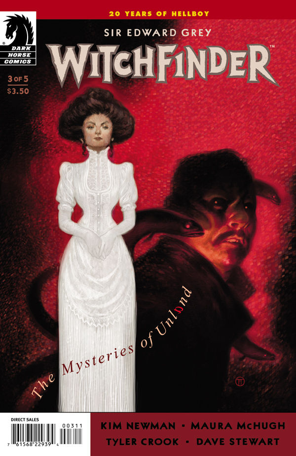 Witchfinder: The Mysteries of Unland 3 cover